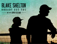 Nobody but You-Blake Shelton ft Gwen Stefani