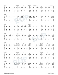 Fine Line-Harry Styles-Numbered-Musical-Notation-Preview-4