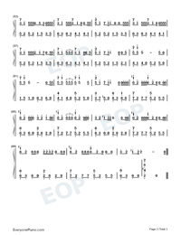 Aironi-Irony-Numbered-Musical-Notation-Preview-3