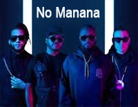 No Manana-Black Eyed Peas ft El Alfa