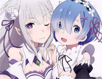 Memento-Re Zero Starting Life in Another World ED