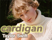 Cardigan-Taylor Swift