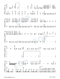 Other Side-ID INVADED ED-Numbered-Musical-Notation-Preview-2