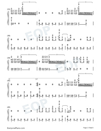 Other Side-ID INVADED ED-Numbered-Musical-Notation-Preview-3