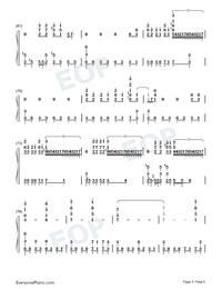 Other Side-ID INVADED ED-Numbered-Musical-Notation-Preview-5