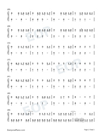Victory-Easy Version-Two Steps From Hell-Numbered-Musical-Notation-Preview-2