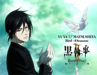 Bird-Black Butler Second Season ED1
