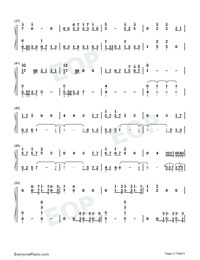 Spit It Out-Solar-Numbered-Musical-Notation-Preview-3