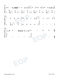 Christmas Without You-Ava Max-Numbered-Musical-Notation-Preview-4