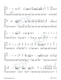 The Lost Ones-JJ Lin-Numbered-Musical-Notation-Preview-2
