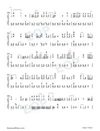 The Lost Ones-JJ Lin-Numbered-Musical-Notation-Preview-3