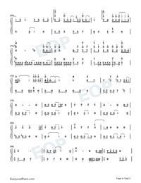 The Lost Ones-JJ Lin-Numbered-Musical-Notation-Preview-4