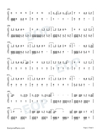So Be It-JJ Lin-Numbered-Musical-Notation-Preview-2