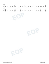 Got It On Me-Pop Smoke-Numbered-Musical-Notation-Preview-2