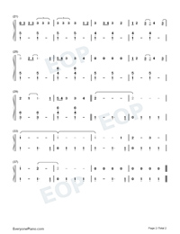 This Is Me Trying-Taylor Swift-Numbered-Musical-Notation-Preview-2