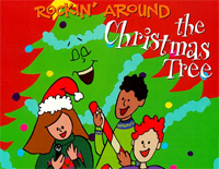 Rockin Around the Christmas Tree-C Major Easy Version-Christmas Song