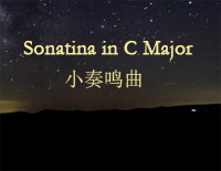 Sonatina in C Major-Easy Version