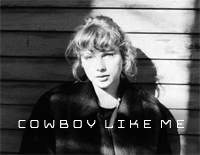 Cowboy Like Me-Taylor Swift