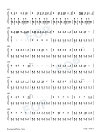 Girl like Me-Numbered-Musical-Notation-Preview-2