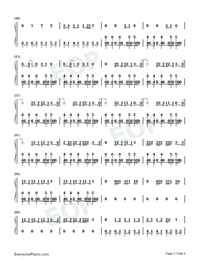 Girl like Me-Numbered-Musical-Notation-Preview-3