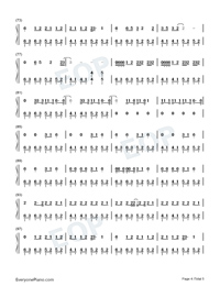 Girl like Me-Numbered-Musical-Notation-Preview-4