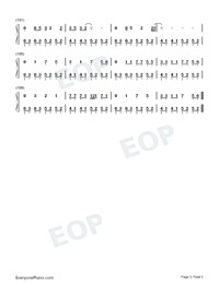 Girl like Me-Numbered-Musical-Notation-Preview-5