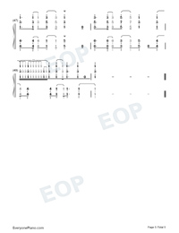 Force-World Trigger Season 2 OP-Numbered-Musical-Notation-Preview-5