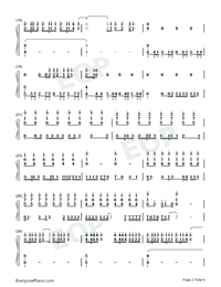 Ur So F**king Cool-Tones and I Numbered Musical Notation Preview 2