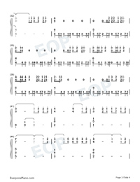 Ur So F**king Cool-Tones and I Numbered Musical Notation Preview 3