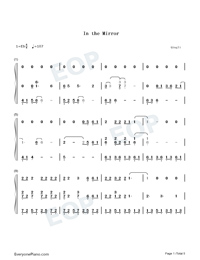 in the mirror-eurovision song contest the story of fire saga ost free piano sheet  music & piano chords  everyone piano