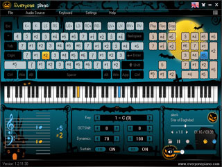 Everyone Piano-The First Keyboard Piano Learning Software In