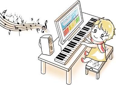 Learn piano easy or hard