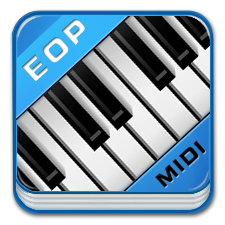 EOP MIDI Version-The First Keyboard Piano Learning Software