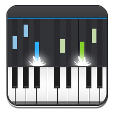 EOP Waterfall-The First Keyboard Piano Learning Software In