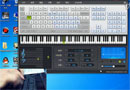 Ballade pour Adeline, Free Sheet Music, EOP Keyboard Piano Show