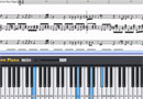 Get Lucky EOP Free Sheet Music Midi Show
