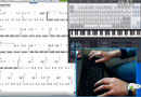 The Dawn, with EOP free Sheet Music, Keyboard Piano Show