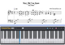 Piano Tutorial for Mary Did You Know - Kathy Mattea
