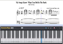 Piano Tutorial for My Songs Know What You Did In The Dark - Fall Out Boy