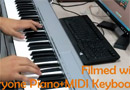 Marriage D'amour, played with Everyone Piano, a powerful keyboard piano software
