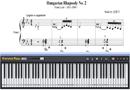 Piano Tutorial for Hungarian Rhapsody No. 2 - Franz Liszt
