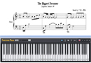 Piano Tutorial for The Biggest Dreamer - Digimon Tamers OP