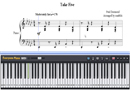 Piano Tutorial for Take Five - Paul Desmond