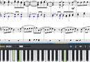 恋するフォーチュンクッキー- AKB48楽譜ピアノ学習