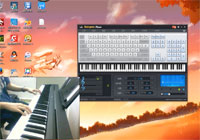 Croatian Canon Everyone Piano MIDI Keyboard Show