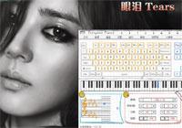Tears Everyone Piano Keyboard Piano Show