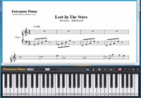 Lost In The Stars Star Trek Beyond OP Sheet Music