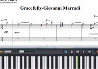 Gracefully-Giovanni Marradi Sheet Music