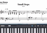Small Steps-Yiruma-Free Piano Sheet Music