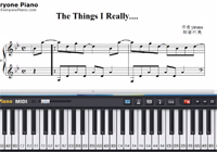 The Things I Really...-Yiruma-Free Piano Sheet Music
